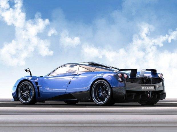 风神再进化!帕加尼全新超跑Huayra 全球限量20台
