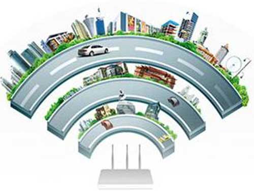 """""""智慧城市平台上的数据能对应急指挥,城市管理,公共安全,环境"""
