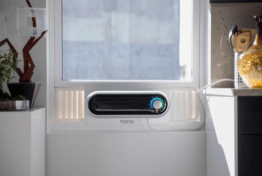你能带着便携式空调满屋跑,只要有窗子,走到哪屋安到哪屋,简单便捷,简直颠覆传统啊!