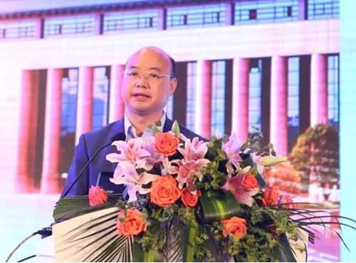 江西省信息中心主任金俊平
