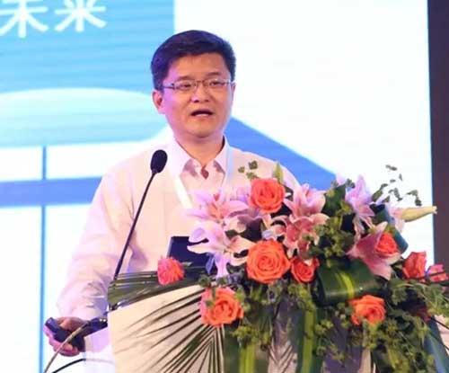 江苏国泰新点软件有限公司副总经理李强