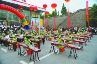 湖北襄阳出资65万元向社会购买公共文化服务