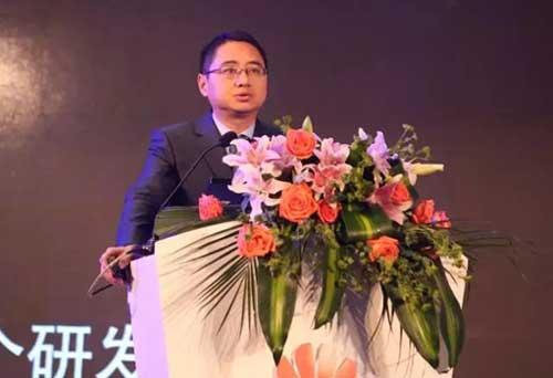 华为企业BG中国区副总裁杨萍