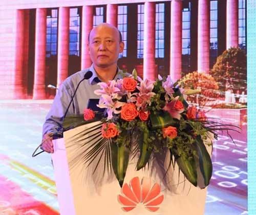 国家信息中心党委书记、常务副主任杜平
