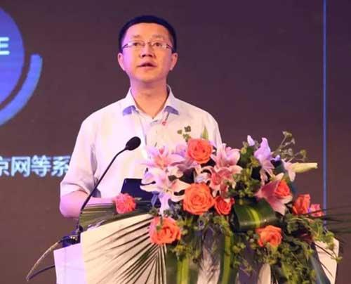 北京市经济和信息化委员会电子政务和资源管理处副处长刘旭