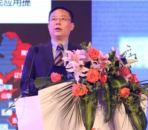 华为数据中心解决方案部总裁马力