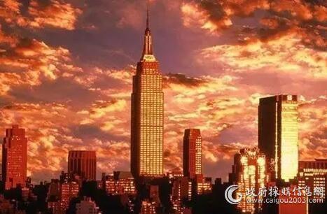 帝国大厦空调品牌约克:帝国大厦 高102层,1250英尺...
