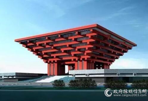 上海世博会部分采用空调品牌美的离心式机组...