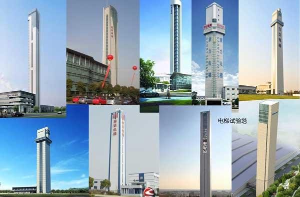 建立电梯试验塔的重要性