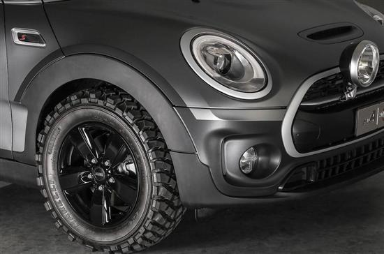 宝马与MINI品牌近期在全球广泛推出特别版车型,以轻装宝马品牌迎来诞生100周年。一款Mini Vision Next 100概念车将于6月16日在伦敦发布。