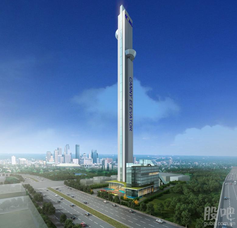 全球十大最高电梯试验塔大盘点