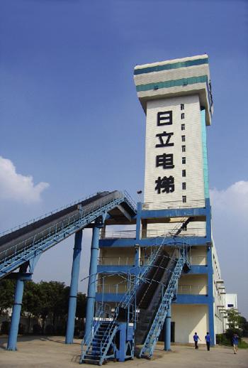 日立电梯:213.5m