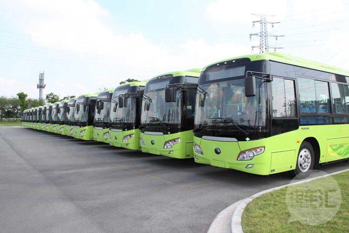 深圳将采购2919台纯电动公交客车 ,标书已出