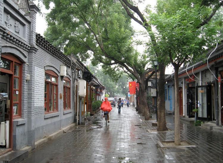 壁纸 风景 古镇 建筑 街道 旅游 摄影 小巷 750_548