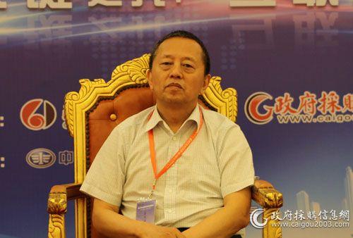黑龙江省财政厅政府采购管理办公室主任刘梓久