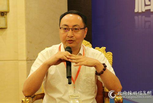 江淮汽车集团销售部部长方良海