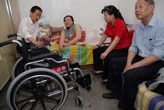 上海静安区率先试点开展残疾人服务需求入户调查