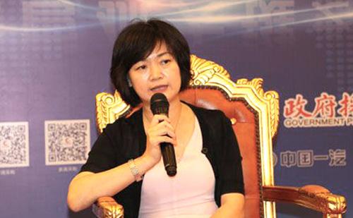 林惠谈区市一体化管理平台