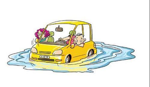 雨季出行 驾驶纯电动汽车靠谱吗?