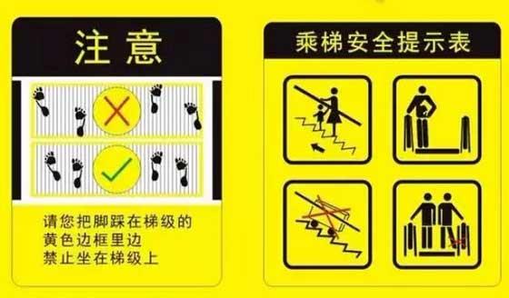 电梯短接线标识