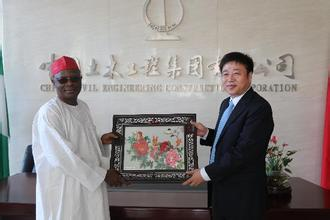 中国铁建中标尼日利亚卡诺州轻轨项目