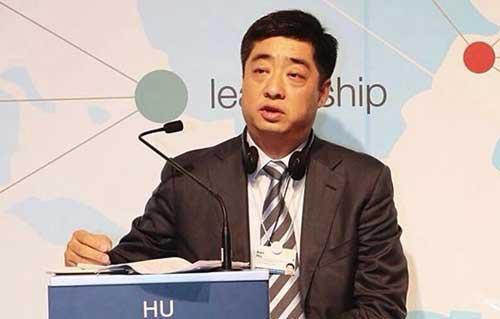华为轮值CEO胡厚崑