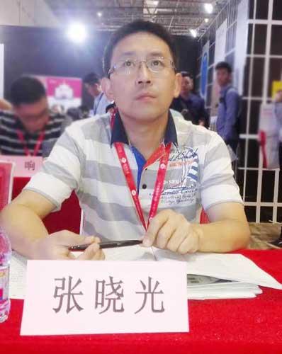 中国人民解放军62421部队副站长张晓光