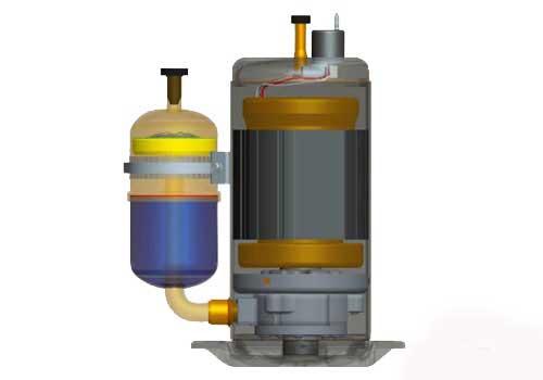 热泵压缩机与空调压缩机有何区别?
