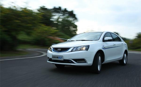 再提速 吉利山西新能源汽车项目投产高清图片