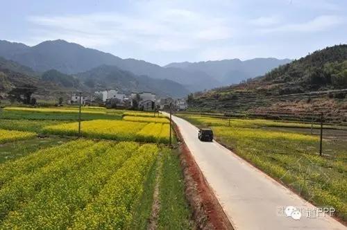 黑龙江推广农村公路建设ppp模式