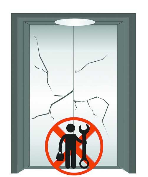 """吉林:553台""""三无""""电梯10月底前整改完毕"""
