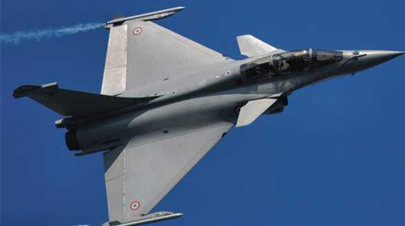 """印度向法国采购36架""""阵风"""""""