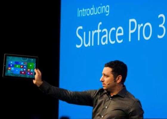 微软召回Surface Pro充电器    在56位用户抱怨充电器过热起火、5人投诉存在电击问题后,微软召回了旗下Surface Pro二合一平板电脑的充电器。这次召回包括2015年3月15日之前出售的各类微软平板电脑充电器,包括Surface Pro、Pro 2和Pro 3。微软为消费者免费更换了电线。