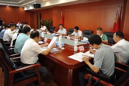 潘昌坤在赣州市调研指导PPP工作