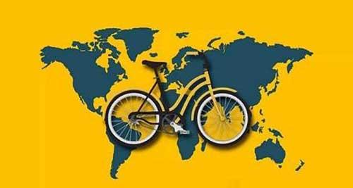 """""""一位自行车"""