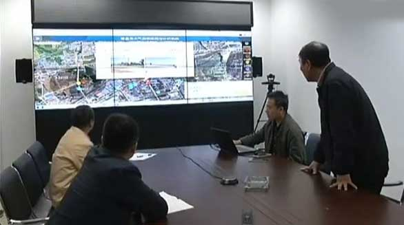 秦皇岛在全国率先建立生态环境政务云平台