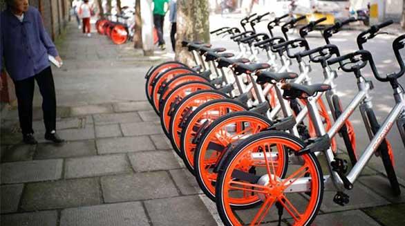 """""""网红单车""""摩拜 能否撬动大城市出行难"""