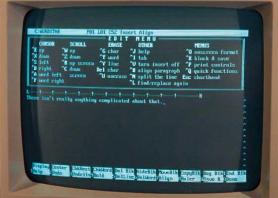 "WordStar 4.0 WordStar 4.0不仅仅只是一台工作到""老年痴呆""的电脑。当《权力的游戏》的史诗级宏大世界从真实的中世纪历史故事中汲取灵感时候,它的原著作者乔治·R·R·马丁(George RR Martin)也帮助我们重新唤起了对这款古董级电脑的回忆。"