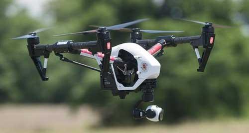 """新技术有望让无人机实现""""隔空充电"""""""