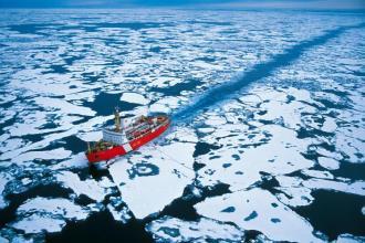 美媒称中国在北极加大投资力度