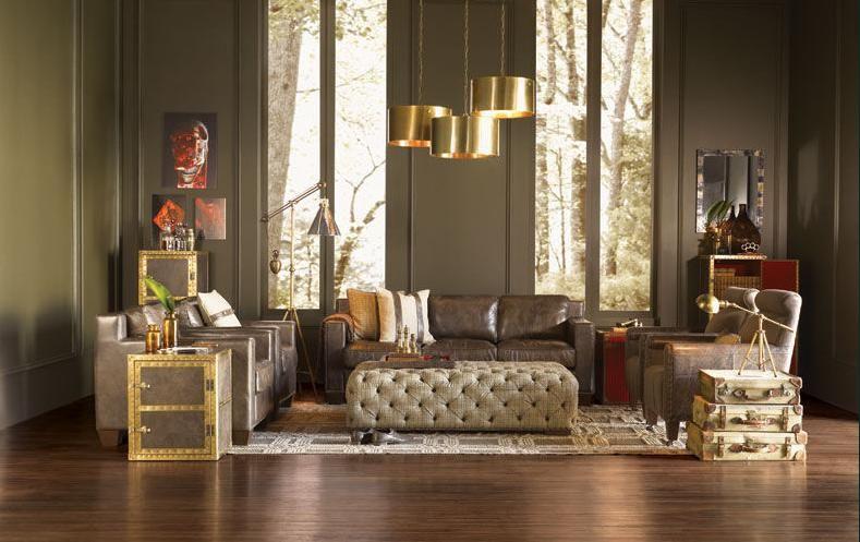 2017年英式家具流行的7个趋势