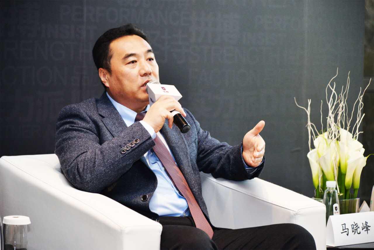 华晨马晓峰:金杯新快运满足更多行业用户需求