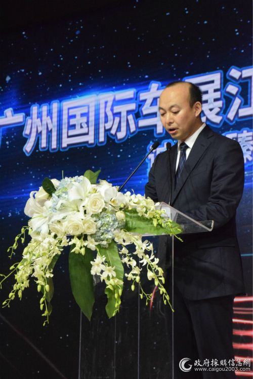 江淮汽车副总经济师、乘用车营销公司副总经理李建华 致辞