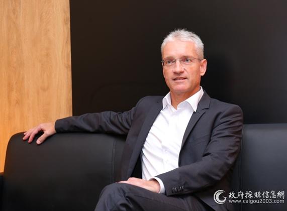 福建奔驰汽车有限公司总裁兼首席执行官郭鹏凯博士