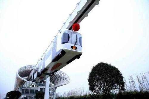 全球首条新能源空铁试验线在成都贯通