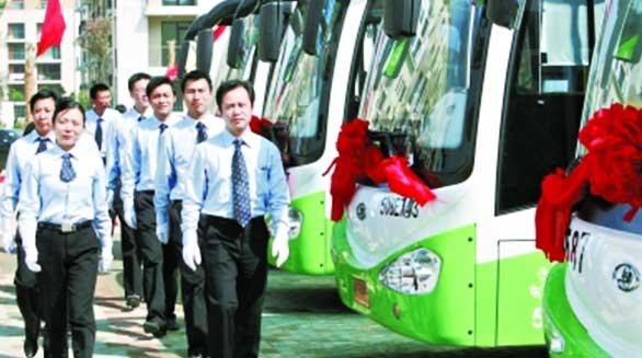 政府购买公交服务 促进公交事业健康发展