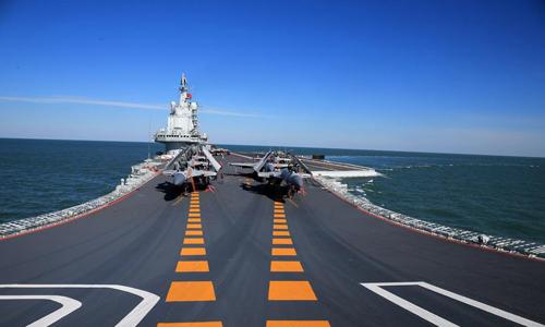 专家:辽宁舰已形成一定作战能力 攻防兼备