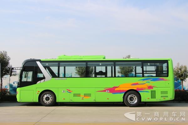 """""""撩动""""座位客车市场 400余辆中通新能源客车将交付"""