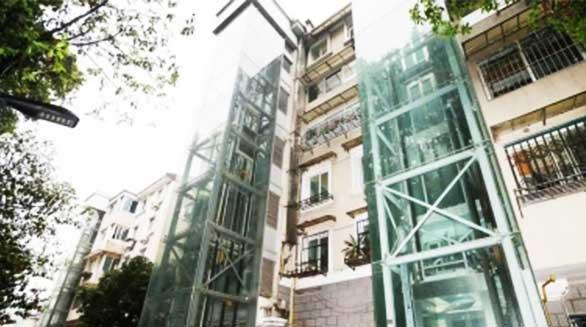 北京老旧小区改造将扩容 增设电梯考虑引入社会资本