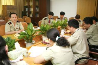 广西柳州高新区国税完善政府采购工作